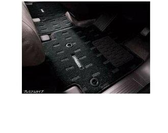 真正 GB5 GB6 GB7 GB8 地板地毯地墊保費類型 (1、 2、 3 行集 / 擴展擴展墊) 部分本田純正配件地板地毯卡邁特地毯地墊釋放可選配件