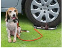 『ヴォクシー』 純正 BPXGB リードフック 車両タイヤ装着タイプ パーツ トヨタ純正部品 犬 ペット voxy オプション アクセサリー 用品