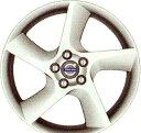 V60 S60 パーツ アルミホイール オデッセウス 8×18インチ ボルボ純正部品 FB4164T FB6304T オプション アクセサリー 用品 純正 送料無料