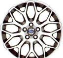 V60 S60 パーツ アルミホイール マカラ 8×18インチ ボルボ純正部品 FB4164T FB6304T オプション アクセサリー 用品 純正 送料無料