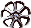 V60 S60 パーツ アルミホイール ポントス 7.5×17インチ ボルボ純正部品 FB4164T FB6304T オプション アクセサリー 用品 純正 送料無料
