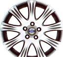 V60 S60 パーツ アルミホイール カッシーニ 7×17インチ ボルボ純正部品 FB4164T FB6304T オプション アクセサリー 用品 純正 送料無料