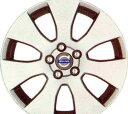V60 S60 パーツ アルミホイール スパルテス 7×17インチ ボルボ純正部品 FB4164T FB6304T オプション アクセサリー 用品 純正 送料無料