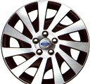 V60 S60 パーツ アルミホイール サーガ(ダイヤモンドカット/ライトグレー) 7×17インチ ボルボ純正部品 FB4164T FB6304T オプション アクセサリー 用品 純正 送料無料