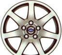 V60 S60 パーツ アルミホイール ナオス 7×16インチ ボルボ純正部品 FB4164T FB6304T オプション アクセサリー 用品 純正 送料無料