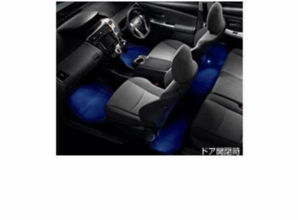 『ランドクルーザー200系』 純正 URJ202 インテリアイルミネーション 2モードタイプ パーツ トヨタ純正部品 照明 明かり ライト landcruiser オプション アクセサリー 用品
