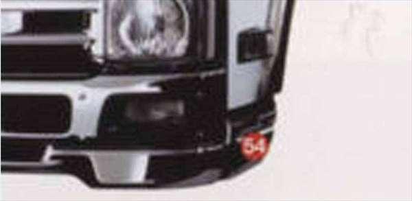 エルフ メッキサイドステップスカートセット イスズ純正部品 エルフ パーツ nhr85 nhs85 njr85 nkr85 パーツ 純正 イスズ いすゞ イスズ純正 いすゞ 部品 オプション メッキ