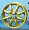 【ムーヴ】純正 L150 アルミホイール(1)セット(15インチ・ミニライト・ゴールド) パーツ スズキ純正部品 move オプション アクセサリー 用品