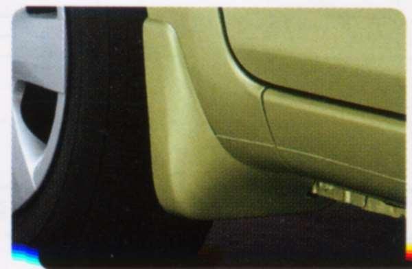 『パッソ』 純正 KGC10 マッドガード1台分セット パーツ トヨタ純正部品 passo オプション アクセサリー 用品