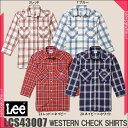 Lee ウエスタンシャツ LCS43007   ユニフォーム...