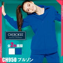 【新作】白衣 cherokee チェロキー CH950 ブルゾン 白衣 カラー白衣 ジップアップ ニ...