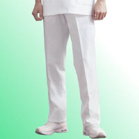白衣 男性 メンズ ズボン のびのび快適ストレッチ素材!スラックス パンツ スラックス FOLK フォーク ホワイト ブルー 1914|医師 おしゃれ ドクター ユニフォーム 医者 病院 制服 手術着 医務衣 制服専科 医療用白衣 ユニホーム ズボン 医療用パンツ