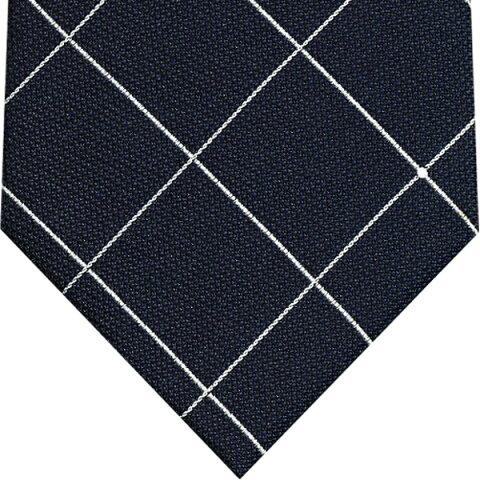 ネクタイ 将棋囲碁 和風柄 紺系プレゼント ギフト 贈り物
