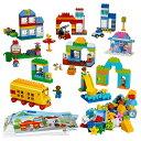 LEGO レゴ デュプロ カラフルタウンセット 45021 ...