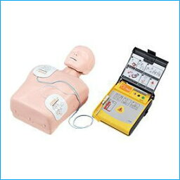 JAMY-P AEDトレーナーセット iPAD NF1200-T2 心肺蘇生訓練用