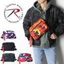 ショルダーバッグ メンズ ブランド 30代 40代 (45022) ROTHCO ロスコ ワンショルダーバッグ 斜め掛け 通学 遠足 軽量 クロ 黒 迷彩 模様 アカ 赤 紫 撥水 アウトドア