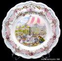 ロイヤルドルトン Royal Doulton ブランブリーヘッジ  ウエディング 飾り皿プレート 廃盤品 未使用