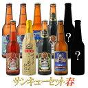 春ギフト ビール クラフトビール 10本詰め合わせ春サンキュ...