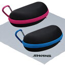 SWANS スワンズ A-207 サングラスケース + A-50 レンズクリーナー セット 【SWANS公式ショップ バッグ・小物・ブランド雑貨 眼鏡・サングラス・PC眼鏡 ゴーグル 送料無料】