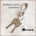 【メール便送料無料】 ウィチャード セイラー カラビナ L wichard sailor carabiner 現在もプロのヨットマン達から支持され続ける、本物のヨットツールです。【キーリング キーホルダー ヨットツール】 雑貨  10P18Jun16