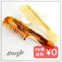 【gargle/ガーグル】mini comb 【ヘアクリップ】 メール便可能 くし 櫛 ブラシ 美容師 おしゃれ かわいい モチーフ ヘアアクセアリー プレゼント