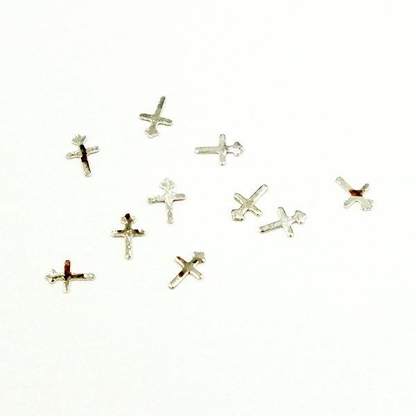 レジンやネイルアートに!「十字架」 極薄メタル...の紹介画像2