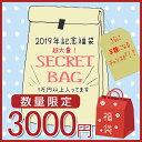 【2019年福袋★予約販売】●数量限定● 3000円 シークレット特大福袋 YOUの商品の中より1