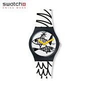 【公式ストア】Swatch スウォッチ PESCIOLINI ペッシオリーニ GB303Originals(オリジナルズ) Gent(ジェント) 【送料無料】(素材)ベルト:シリコン ケース:プラスチックレディース 腕時計 人気 定番 プレゼント