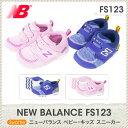 楽天ファミリーシューズ スワッティーFS123 ニューバランス new balance スニーカー シューズ sneaker shoes ダンス 走る ランニング ウォーキング キッズ kids 子供用 ベビー BLUE/YELLOW(BYI) COSMOS PINK(COI)/11.0 11.5 12.0 12.5 13.0 13.5 14.0