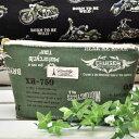 男の子 「 綿麻キャンバス モーターバイク 」 生地 ポップ モーターサイクル ハーレー