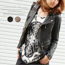 2 Sweet&amp;amp;Sheep riders leatherette jacket  colors [email service impossibility] [tomorrow easy correspondence]