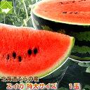 すいか 北海道富良野産 富良野スイカ 3Lサイズ 7.5kg...