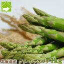 北海道産 グリーンアスパラ 秀品 SサイズからLサイズ混み 1kg2020年春収穫