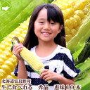 【平成30年発送】生で食べれる!北海道富良野産 とうもろこし...