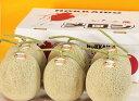 ショッピングメロン メロン 北海道富良野産 赤肉メロン 秀品 2Lサイズ(1.5kg以上) 6玉入り【送料無料】お中元ギフト