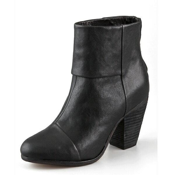 (取寄)ラグアンドボーン クラシック ニューベリー ブーティ Rag&Bone Classic Newbury Booties ブラック Black【ショートブーツ ブーティ 靴 レディースシューズ 】【革 レザー】【大きいサイズ】 P20Aug16 【正規品】こだわりから生まれたNYブランド「Rag&Bone/ラグアンドボーン」ブランド初の広告キャンペーン(2012年秋冬コレクション)にはケイトモスを起用!!
