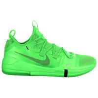 (取寄)ナイキ メンズ コービー AD コービー ブライアント Nike Mens Kobe AD Kobe Bryant Green Strikeの画像