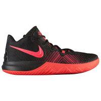 (取寄)ナイキ メンズ カイリー フライトリップ カイリー アービング Nike Mens Kyrie Flytrap Kyrie Irving Black Red Orbit Whiteの画像