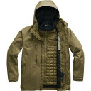 (取寄)ノースフェイス メンズ ThermoBall エコ スノー トリクラメイト ジャケット The North Face Men's ThermoBall Eco Snow Triclimate Jacket Military Olive