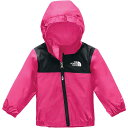 (取寄)ノースフェイス インファント ジップライン レイン ジャケット The North Face Infant Zipline Rain Jacket Mr. Pink 送料無料