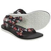 テバ レディース サンダル 花柄 ブラック オリジナル ユニバーサル フローラル Teva Women Original Universal Floral Sport Sandals Persimmon Floral 02P03Dec16