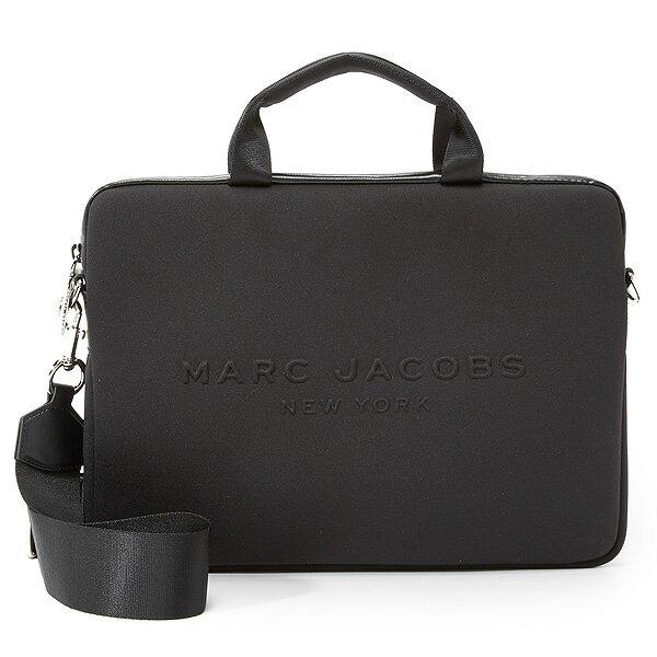 """マークジェイコブス パソコンバッグ 13インチ ブラック Marc Jacobs Commuter Neoprene 13"""" Computer Case Black【ブランド おしゃれ かわいい】【パソコンケース ノートPC ケース PCケース】 02P06Aug16"""