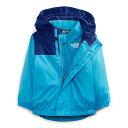 (取寄)ノースフェイス インファント ストーミー レイン トリクライメイト ジャケット The North Face Infant Stormy Rain Triclimate Jacket Meridian Blue 送料無料