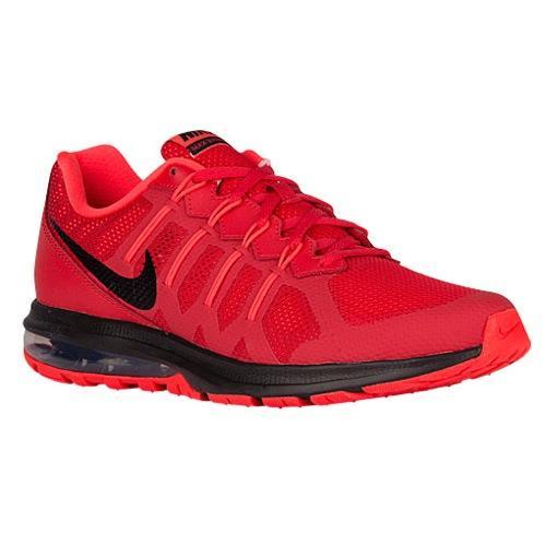 (取寄)ナイキ メンズ エアマックス ダイナスティー スニーカー ランニングシューズ Nike Men's Air Max Dynasty University Red Bright Crimson Black 【コンビニ受取対応商品】