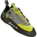 (取寄)イボルブ ゲシドー クライミング シューズ Evolv Men's Geshido Climbing Shoe Lime/Gray 【コンビニ受取対応商品】
