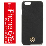 �ȥ꡼�С��� iPhone������ ��ӥ󥽥� �ϡ��ɥ����� �����ե��� 6/6s ������ �֥�å� Tory Burch Robinson Hardshell iPhone 6 / 6s Case 02P28Sep16