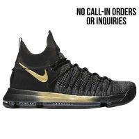 (取寄)Nike ナイキ メンズ スニーカー バッシュ KD 9 バスケットシューズ Nike Mens KD 9 Black Tour Yellow Blue Furyの画像
