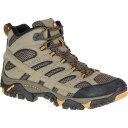 (取寄)メレル メンズ モアブ 2 ミッド GTX ハイキング ブーツ Merrell Men's Moab 2 Mid GTX Hiking Boot Walnut