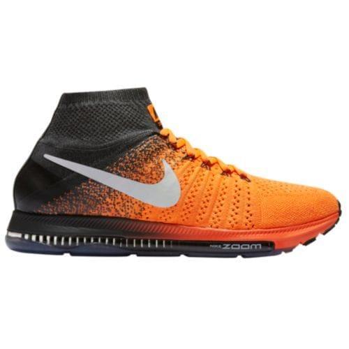 (取寄)Nike ナイキ メンズ ズーム オール アウト フライニット スニーカー ランニングシューズ Nike Men's Zoom All Out Flyknit Total Orange Anthracite Pure Platinum White