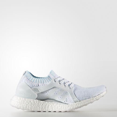 (取寄)アディダス レディース ウルトラブースト X パーレイ ランニングシューズ adidas Women Ultraboost X Parley Shoes Icey Blue / Running White / Icey Blue